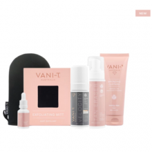 Vani-T Glow All Out Bundle (Bronzing Custard) - BESPAAR € 33,- (incl btw)!!